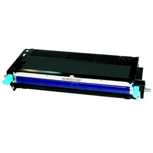Remanufactured Dell 593-10166 Cyan Toner