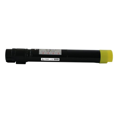Compatible Dell 593-BBCO Yellow 6YJGD Toner