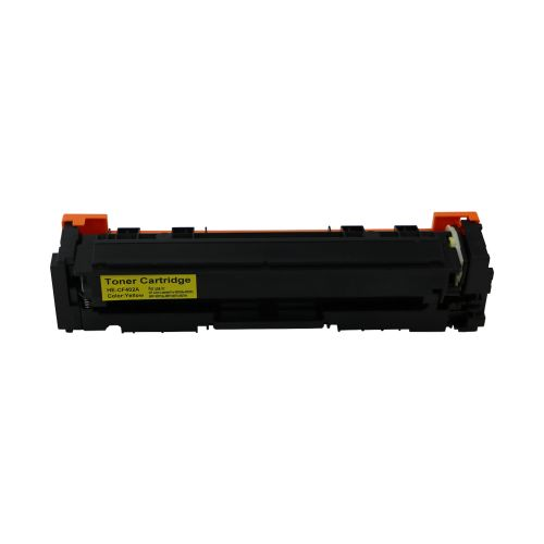Compatible HP CF402A Yellow 201A Toner
