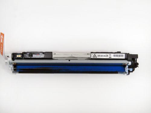 Remanufactured HP CF351A Cyan 130A Toner
