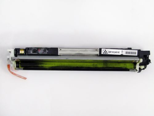 Remanufactured HP CF352A Yellow 130A Toner