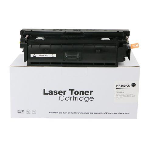 Compatible HP CF360A Black 508A Toner