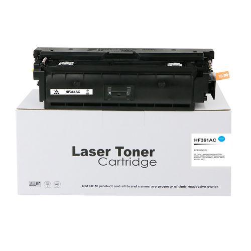 Compatible HP CF361A Cyan 508A Toner