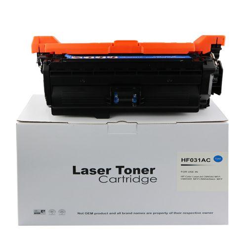 Compatible HP CF031A Cyan Toner