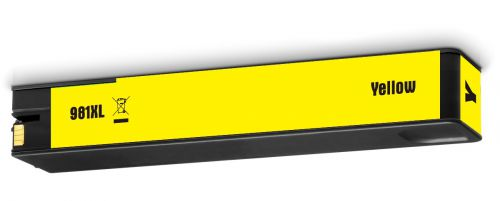 Remanufactured HP 981XY Yellow Hi Cap L0R11A Inkjet