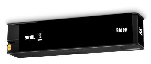 Remanufactured HP 981X Black Hi Cap L0R12A Inkjet