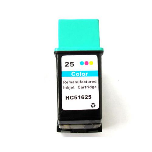 Remanufactured HP 51625A Colour 25 Inkjet
