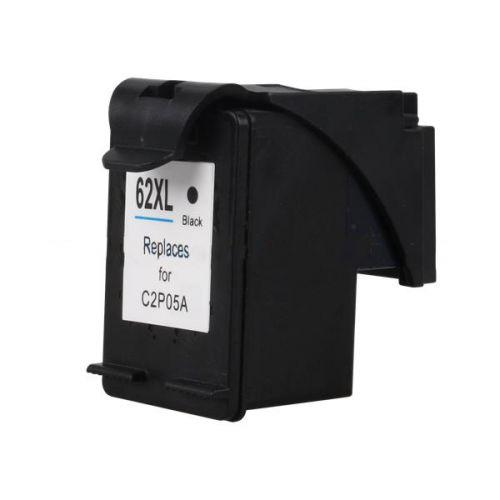 Remanufactured HP 62XL Black Hi Cap C2P05AE Inkjet