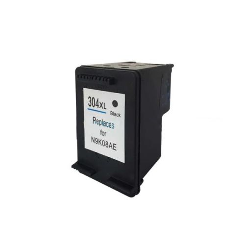 Remanufactured HP 304XL Black Hi Cap N9K08AE Inkjet