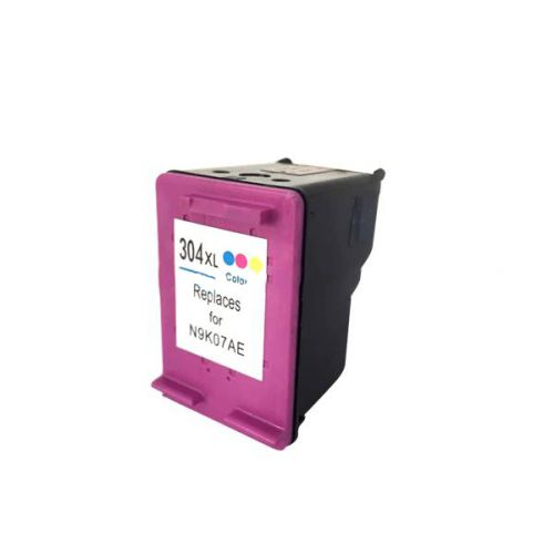 Remanufactured HP 304XL Colour Hi Cap N9K07AE Inkjet