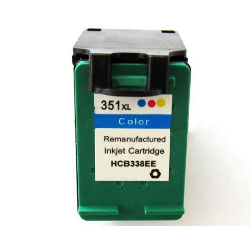 Remanufactured HP 351XL Colour CB338E Inkjet