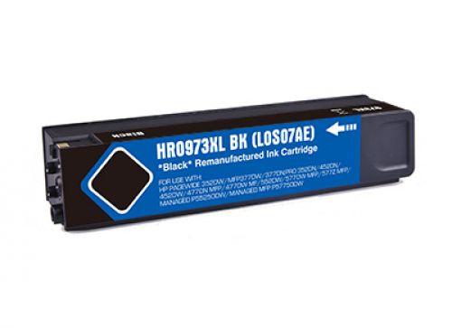 Remanufactured HP 973X Black Hi Cap L0S07AE Inkjet