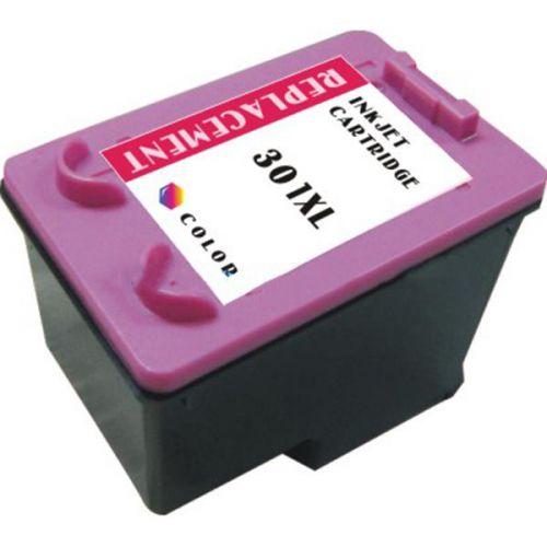 Remanufactured HP 301XLC Colour Hi Cap CH564EE Inkjet