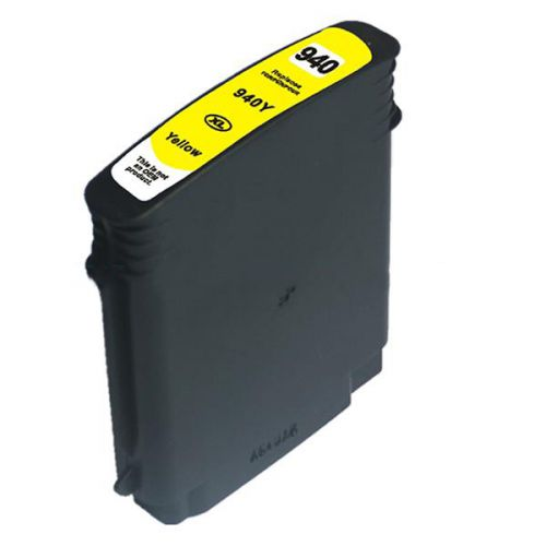 Compatible HP 940XLY Yellow C4909AE Inkjet