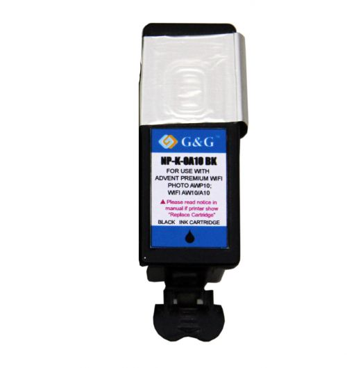 Compatible Kodak 10 Black NP-K-8965BK 3949922 Inkjet