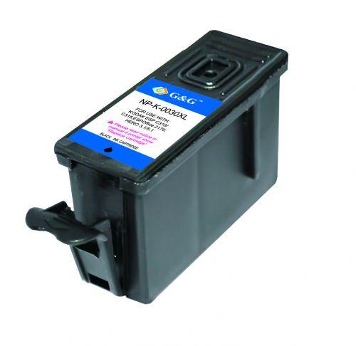Compatible Kodak 30 Black Hi Cap 3952363 Inkjet