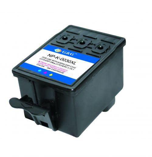 Compatible Kodak 30 Colour Hi Cap 3952371 Inkjet