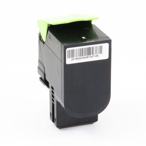 Remanufactured Lexmark CS317 Black 71B0010 71B20K0 Toner