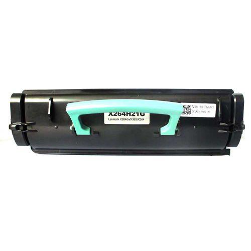 Compatible Lexmark X364 Hi Cap X264H21G Toner