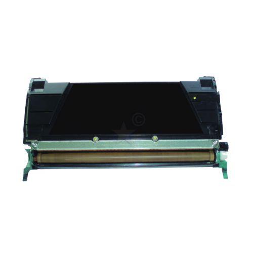 Remanufactured Lexmark C746C Cyan C746A2CG X746A1CG Toner