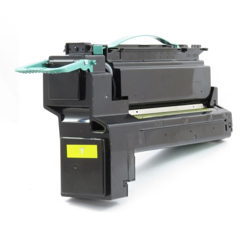 Remanufactured Lexmark C792Y Yellow Toner C792A1YG