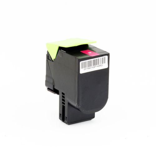Remanufactured Lexmark 24B6009 Magenta Toner