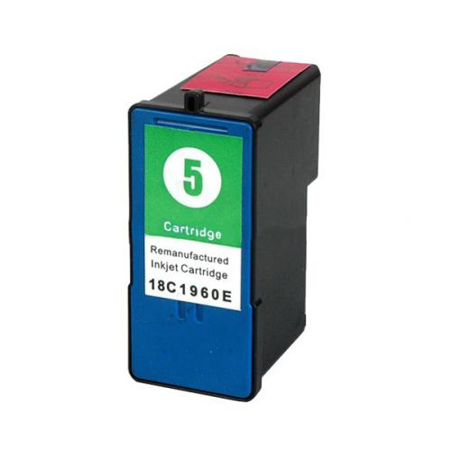 Remanufactured Lexmark 5 Colour 18C2470BR 18C1960BR Inkjet