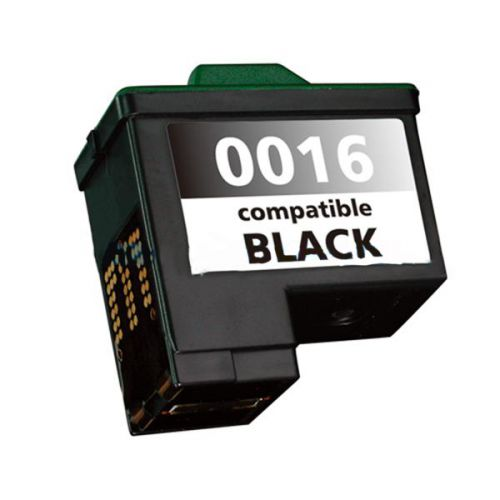 Remanufactured Lexmark 16 Black 10N0017 10N0016 Inkjet