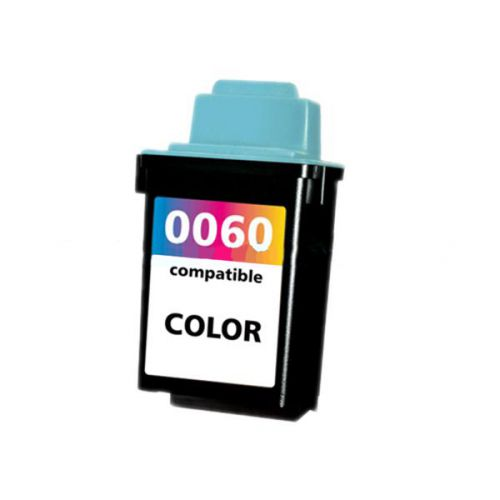Remanufactured Lexmark 60 Colour 17G0065 17G0060 Inkjet