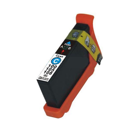 Compatible Lexmark 100XLC Cyan 014N1069E Inkjet