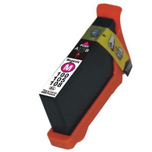 Compatible Lexmark 100XLM Magenta 014N1070E Inkjet