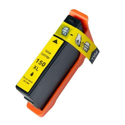 Compatible Lexmark 150XLY Yellow Hi Cap 14N1618E Inkjet