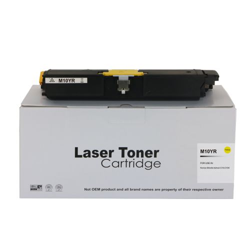Remanufactured Konica Minolta TN212Y Yellow AOOW172 Toner