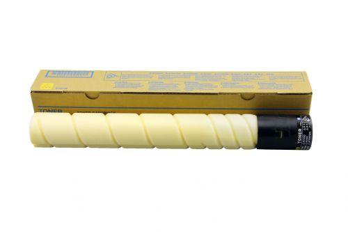 Compatible Konica Minolta TN216Y Yellow A11G251 Toner
