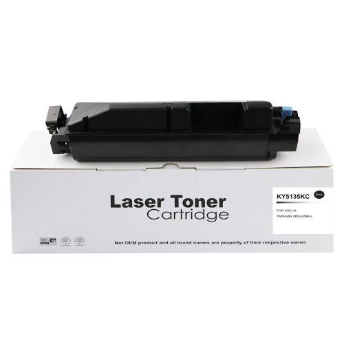 Compatible Kyocera TK5135BK Black Toner