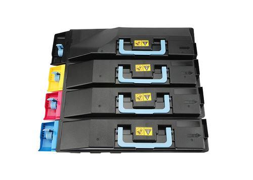 Compatible Kyocera TK855Y Yellow Toner