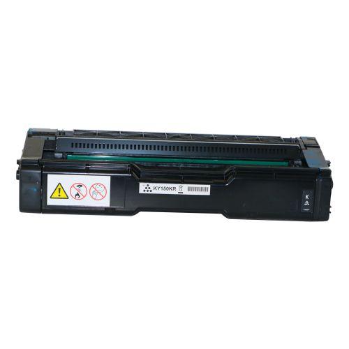 Remanufactured Kyocera TK150BK Black Toner