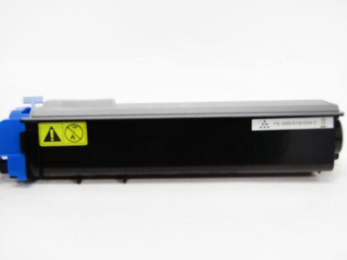 Compatible Kyocera TK500C Cyan TK510C TK520C Toner