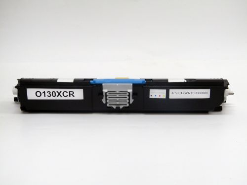 Remanufactured OKI C110C Cyan 44250723 Toner