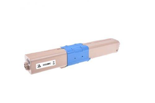 Compatible OKI C332M Magenta 46508714 Toner