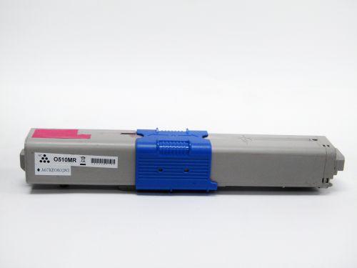 Remanufactured OKI C510M Magenta 44469723 Toner