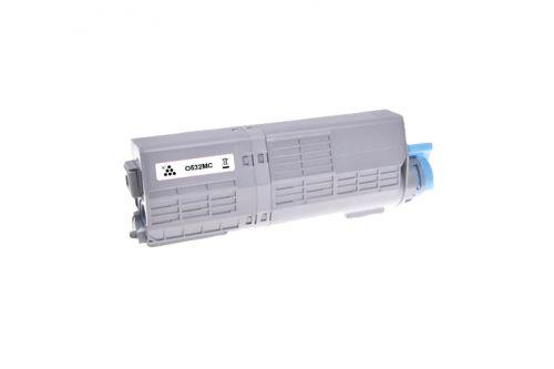 Compatible OKI C532M Magenta 46490402 Toner