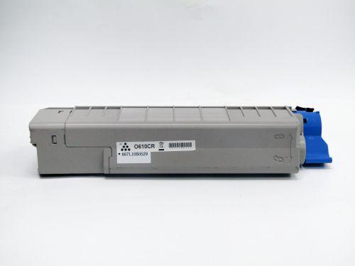 Remanufactured OKI C610C Cyan 44315307 Toner