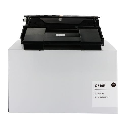 Remanufactured OKI B710 01279001 Toner