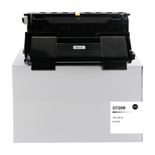 Remanufactured OKI B720 01279101 Toner