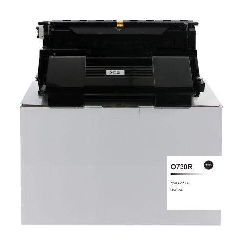 Remanufactured OKI B730 01279201 Toner