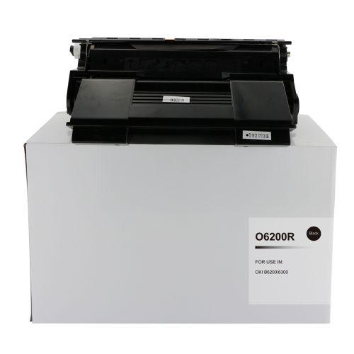 Remanufactured OKI B6200 9004078 Toner&Drum