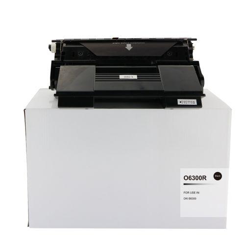 Remanufactured OKI B6300 Hi Cap 9004079 Toner&Drum