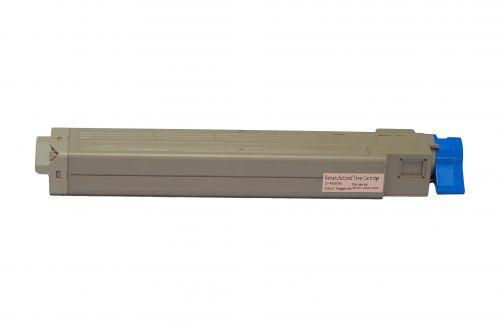 Remanufactured OKI C9600M Magenta 42918914 Toner