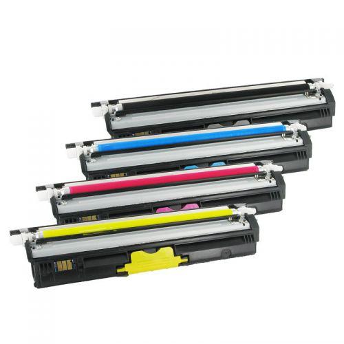 Compatible Konica Minolta A0V306H Yellow Toner